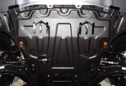 Защита двигателя. Лада Веста Кросс, 2181 Лада Веста, 2180, 2181 Лада Веста Спорт, 2180 Лада Ларгус, F90, R90 Ford Grand C-MAX, C344 Ford Focus, BK, BL...