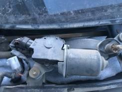 Мотор стеклоочистителя. Toyota Wish, ANE10, ANE10G, ANE11, ANE11W, ZNE10, ZNE10G, ZNE14, ZNE14G Двигатели: 1AZFE, 1AZFSE, 1ZZFE