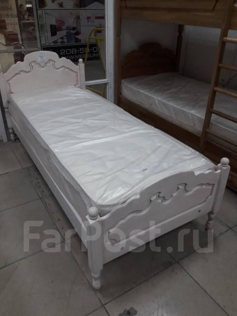 Кровати из дерева владивосток