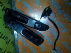 Кнопка стеклоподъемника. Nissan Skyline, HR33 Двигатели: RB20E, RB20ET