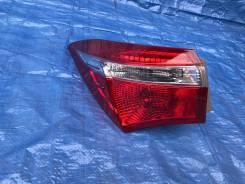 Стоп-сигнал. Toyota Corolla, NDE160, NDE180, NRE160, NRE180, ZRE161, ZRE172, ZRE181, ZRE182 Двигатели: 1NDTV, 1NRFE, 1ZRFAE, 1ZRFE, 2ZRFAE, 2ZRFE