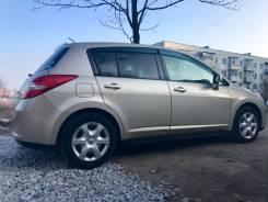 Nissan Tiida. вариатор, передний, 1.5 (109 л.с.), бензин, 73 149 тыс. км
