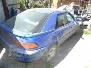 Mazda 323, 1992