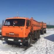 Камаз. сельхозник с прицепом, 11 762 куб. см., 15 000 кг.