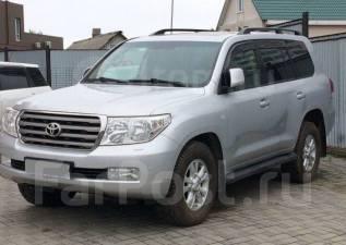 Toyota Land Cruiser. автомат, 4wd, 4.5 (235 л.с.), дизель, 184 000 тыс. км