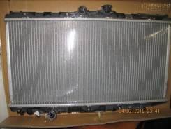 Радиатор охлаждения двигателя. Toyota Corona, AT170