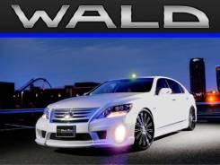 Обвес кузова аэродинамический. Lexus LS460, USF45, USF40 Lexus LS600h, UVF45, UVF46 Двигатели: 1URFSE, 2URFSE. Под заказ