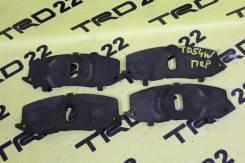 Пластина суппорта. Suzuki Escudo, TA74W, TD54W, TD94W Suzuki Grand Vitara, JT, JB419W, JB420W, JB424W, JB627W, JB632W Двигатели: J20A, J24B, N32A