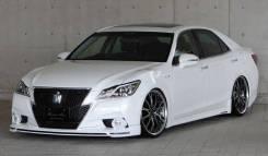 Обвес кузова аэродинамический. Toyota Crown, AWS210, GRS214, GRS210, AWS211, GRS211, ARS210 Двигатели: 4GRFSE, 2ARFSE, 8ARFTS, 2GRFSE. Под заказ