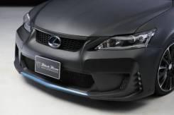 Обвес кузова аэродинамический. Lexus CT200h, ZWA10 Двигатель 2ZRFXE. Под заказ