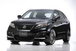 Обвес кузова аэродинамический. Lexus RX270, AGL10W, AGL10 Lexus RX450h, GYL15, GGL15, GYL10W, GYL16W, GYL15W Lexus RX350, GGL16W, GGL15W, GGL15, GGL10...