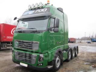 Volvo FH16. 700, 16 000куб. см., 180 000кг., 8x4