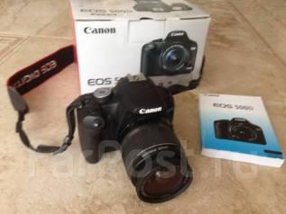 Canon EOS 500D Kit. 10 - 14.9 Мп