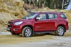 Chevrolet TrailBlazer. автомат, 4wd, 2.8 (180л.с.), дизель, 107тыс. км
