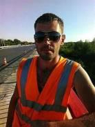 Дорожный рабочий. Среднее образование, опыт работы 9 лет