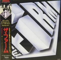 """Винил Firm (Jimmy Page) """"The Firm"""" 1985 Japan"""