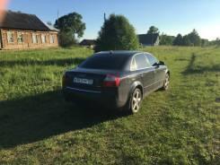 Audi A4. Продам ПТС ауди a4 b6 8e седан