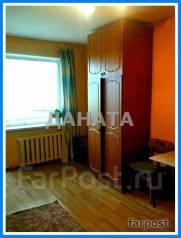 1-комнатная, улица Хабаровская 12а. Первая речка, агентство, 36 кв.м. Комната