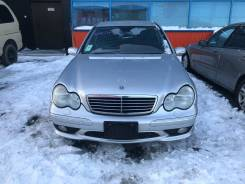 Решетка радиатора. Mercedes-Benz C-Class, W203