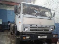 КамАЗ. Продается тягач с полуприцепом Камаз, 3 000 куб. см., 10 т и больше