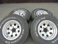 Mickey Thompson. 8.0x15, 5x139.70, ET-28