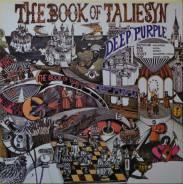 "Винил Deep Purple ""The book of Taliesyn"" 1968 Japan"