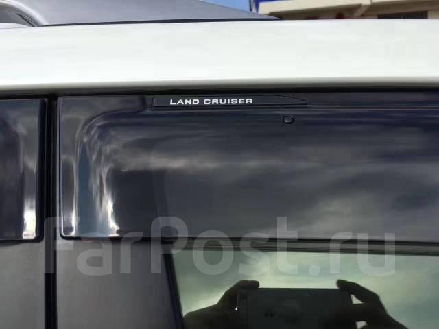 Ветровик на дверь. Toyota Land Cruiser, GRJ200, J200, URJ200, UZJ200, UZJ200W, VDJ200