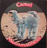 """Винил Camel """"Moonmadnes"""" 1976 USA"""