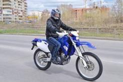 Yamaha WR 400F. 400 куб. см., исправен, птс, с пробегом