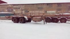МАЗ 93892. Продается полуприцеп контейнеровоз, 38 700 кг.