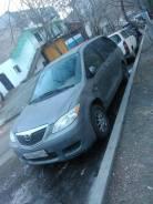 Mazda MPV. Без водителя