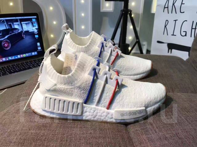 075250cbab54 Фирменные кроссовки Adidas NMD - Обувь во Владивостоке