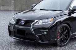 Обвес кузова аэродинамический. Lexus RX450h, GGL15, GYL10W, GYL15W Lexus RX350, GGL15 Lexus RX270, GGL15. Под заказ