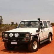 Шноркель. Nissan Patrol, 160 Nissan Safari, 160, FG161, R160, R161, RG160, RG161 Двигатели: SD33, SD33T