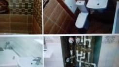 Установка смесителей и унитазов, ванн