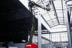 Manitou 180. Самоходный дизельный коленчатый подъёмник, 18 м. Под заказ