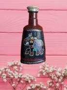 Бутылка декоративная авторская ручная роспись