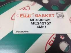 Прокладка головки блока цилиндров 4M51 FUJI ME240707 Metal Mitsubishi
