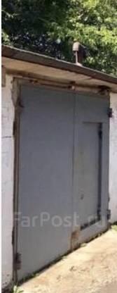 Гаражи капитальные. улица Марченко 15, р-н Третья рабочая, 23кв.м., электричество, подвал. Вид снаружи