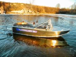 Wyatboat. 2018 год год, длина 4,52м., двигатель без двигателя, 40,00л.с., бензин. Под заказ