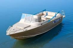 Wyatboat. 2018 год год, длина 5,04м., двигатель без двигателя, 60,00л.с., бензин. Под заказ