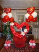 Продажа и украшение Воздушными и гелиевыми шарами