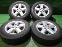 "Летние шины 215 х 65, R-16 на оригинальных дисках ""Nissan"" 5*114.3. 6.5x16 5x114.30 ET40 ЦО 66,1мм."