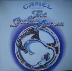 "Винил Camel ""The snow goose"" 1975 Japan"