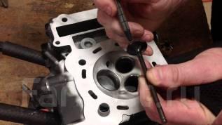 Восстановление головок блока цилиндров (гбц): притирка клапанов и т. д.