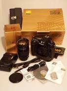 Nikon D2X. 10 - 14.9 Мп, зум: 7х