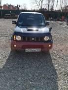 Suzuki Jimny. автомат, 4wd, 1.3 (88л.с.), бензин, 25 244тыс. км