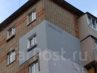 Утепление стен, ремонт межпанельных швов