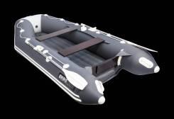 Мастер лодок Аква. Год: 2017 год, длина 3,20м., двигатель подвесной, 9,80л.с., бензин