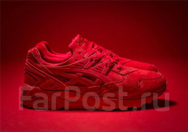 781c2e35 Фирменные кроссовки Asics GEL Kayano Triple RED - Обувь во Владивостоке